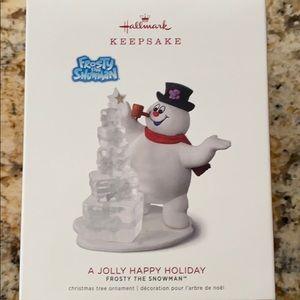 Hallmark Keepsake 2018 Frosty the Snowman
